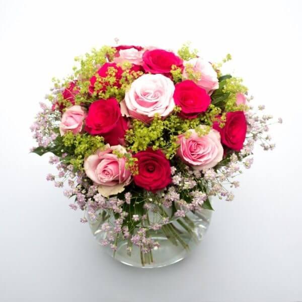 Afskårne Roser roser - køb smukke roser online, vi leverer gerne i dag