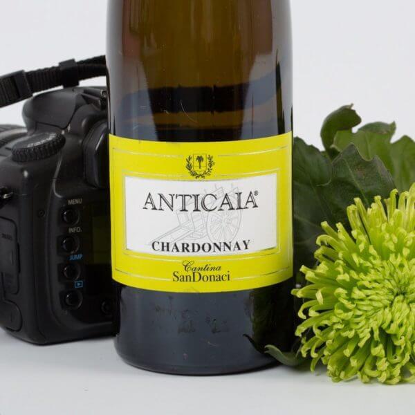 Hvidvin Anticaia Chardonnay, front