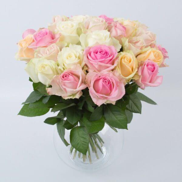 Lyse roser