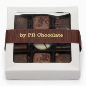 Chokolade 120 gram i æske
