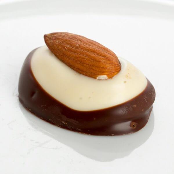"Billede af et stykke chokolade ""Tiramisu"""