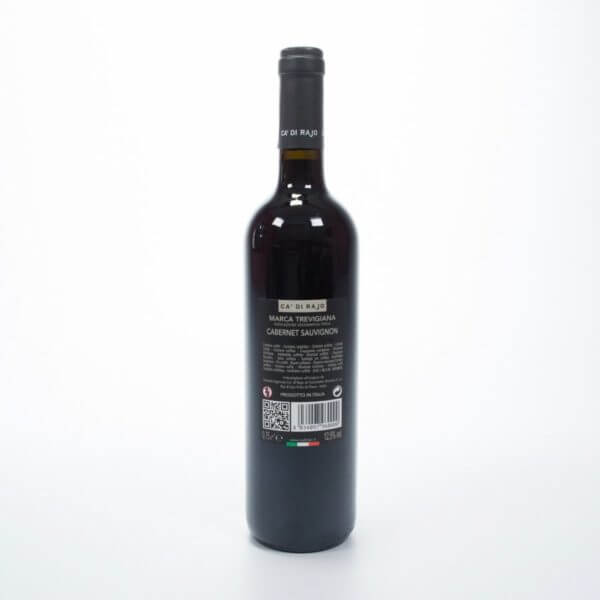 Cabernet Sauvignon fra Ca Di Rajo - Lækker vin fra Italien