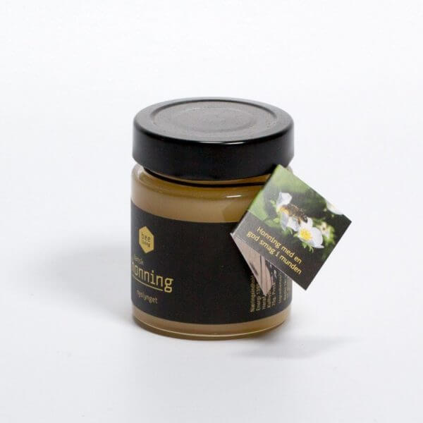 Honning forfra