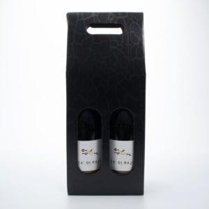 Chardonnay med gaveæske, 2 fl.,fra Ca Di Rajo i området nord for Venedig i Italien