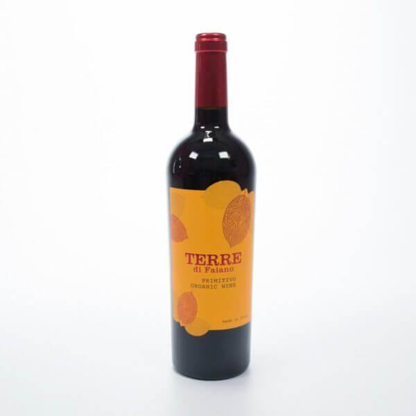 Primitivo Økologisk Rødvin