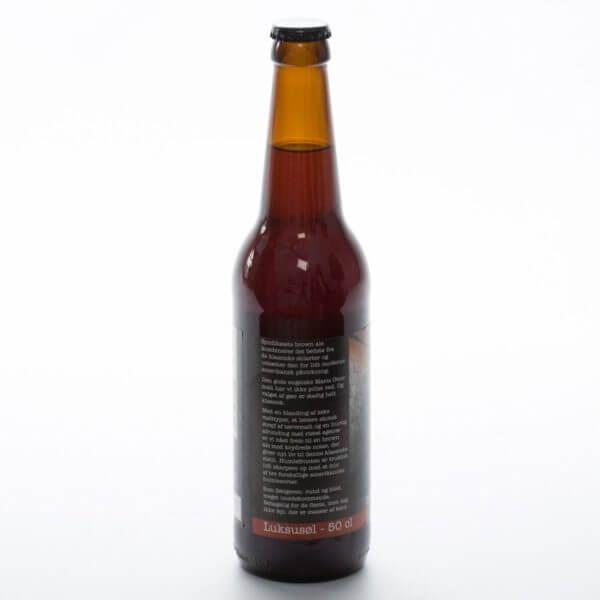 Sælgeren -Brown Ale - rund og imødekommende