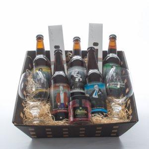 Beer lover gavekurv