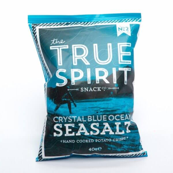 Chrystal Blue Ocean Seasalt Chips