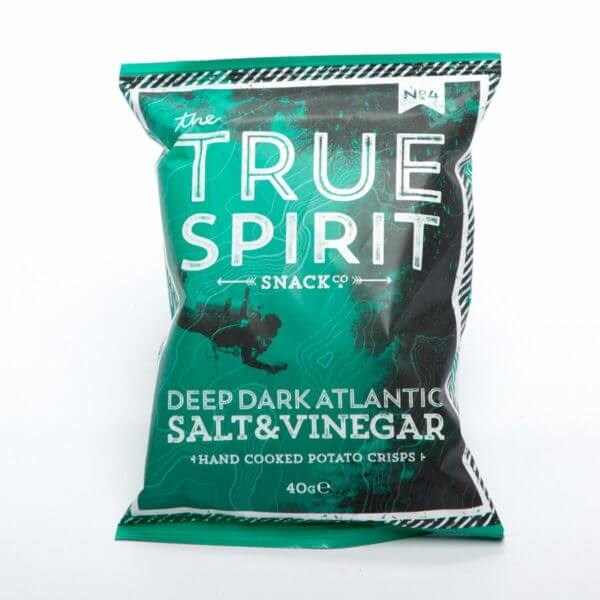 Deep Dark Atlantic Salt & Vinegar Chips
