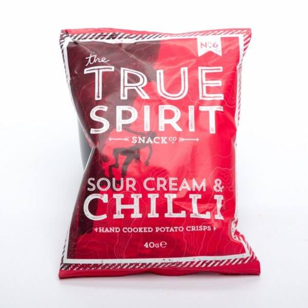 Sour Cream & Chilli Chips