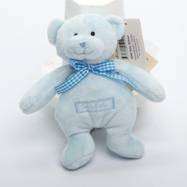Teddy Baby lyseblå