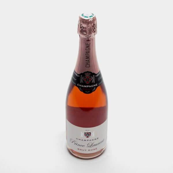 Prince Laurent Brut Rosé Champagne