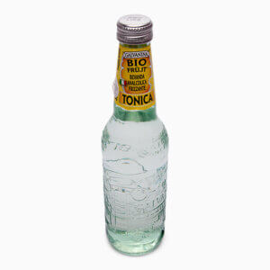 Billede af en flaske Tonica fra Galvanina i Italien